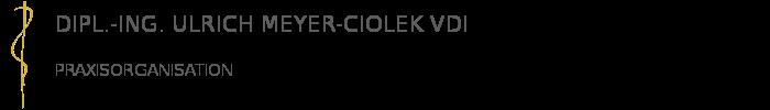 Dipl.-Ing. Ulrich Meyer-Ciolek